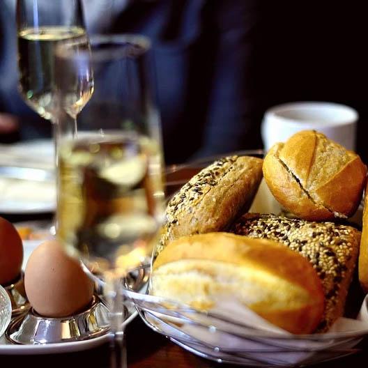 Frühstück in Pfungstadt