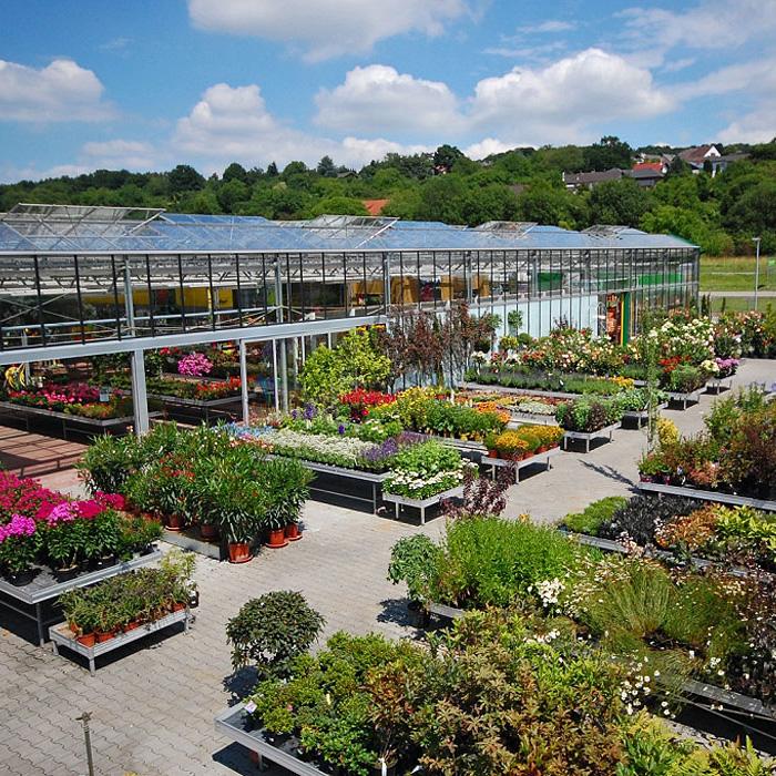 Gartencenter in Langen
