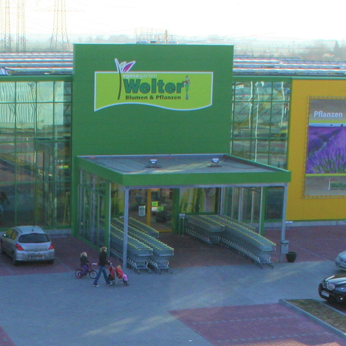 Gartencenter in Pfungstadt