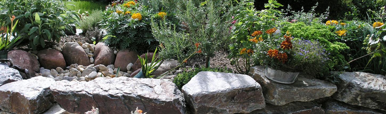 Steingarten – Ideen und Umsetzung